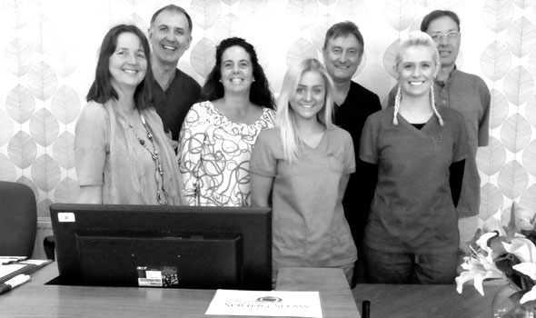 The team at Spring Shaw Dental